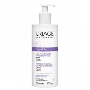 Uriage Gyn-Phy Intimate Hygiene Refreshing Gel 500 ml