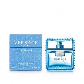 Versace Man Eau Fraîche Eau de Toilette 50ml