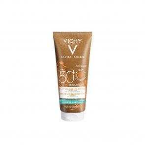 Vichy Capital Soleil Solar Eco-Designed Protective Milk SPF50+ 200ml