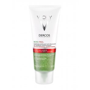 Vichy Dercos Micro Peel Shampoo Anti Caspa Esfoliante 200ml