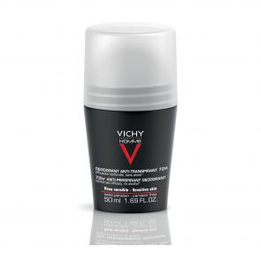 Vichy Homme 72h Anti-Perspirant Deodorant 50ml
