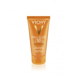Vichy Idéal Soleil Face Skin Perfecting Velvety Cream SPF50 50ml