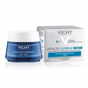 Vichy LiftActiv Supreme Creme Noite Anti-Rugas e Refirmante 50ml