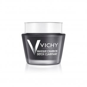 Vichy Purete Thermale Detox Clarifying Charcoal Face Mask 75ml