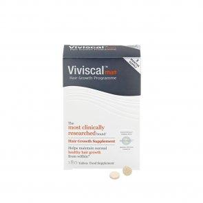 Viviscal Man Hair Growth Supplement Tablets x180