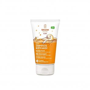 Weleda Kids 2-in-1 Shampoo & Body Wash Happy Orange 150ml