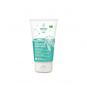 Weleda Kids 2-in-1 Shampoo & Body Wash Mighty Mint 150ml