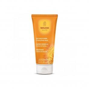 Weleda Sea Buckthorn Creamy Body Wash 200ml