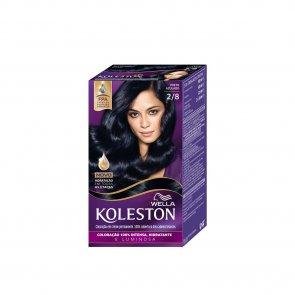 Wella Koleston 2/8 Blue Black Permanent Hair Color