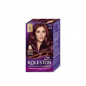 Wella Koleston 4/6 Burgundy Permanent Hair Color
