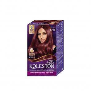 Wella Koleston 5/66 Aubergine Permanent Hair Color