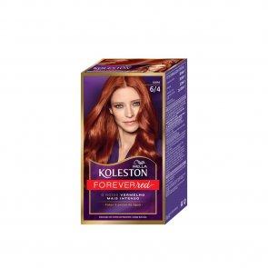 Wella Koleston Forever Red 6/4 Dark Blonde Copper Permanent Hair Color