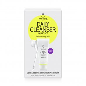 PROMOTIONAL PACK: YOUTH LAB Daily Cleanser Value Set Dry Skin
