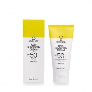 YOUTH LAB Daily Sunscreen Cream SPF50 Non Tinted 50ml