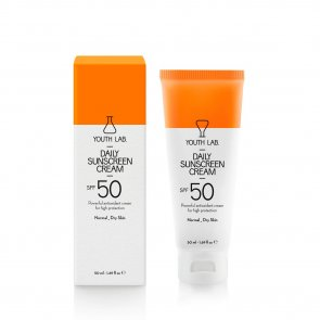 YOUTH LAB Daily Sunscreen Cream SPF50 Normal Skin 50ml