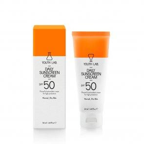 YOUTH LAB Daily Sunscreen Cream SPF50 Normal Skin 50ml
