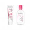 PROMOTIONAL PACK: Bioderma Sensibio Light Cream 40ml + H2O Micellar Solution 250ml