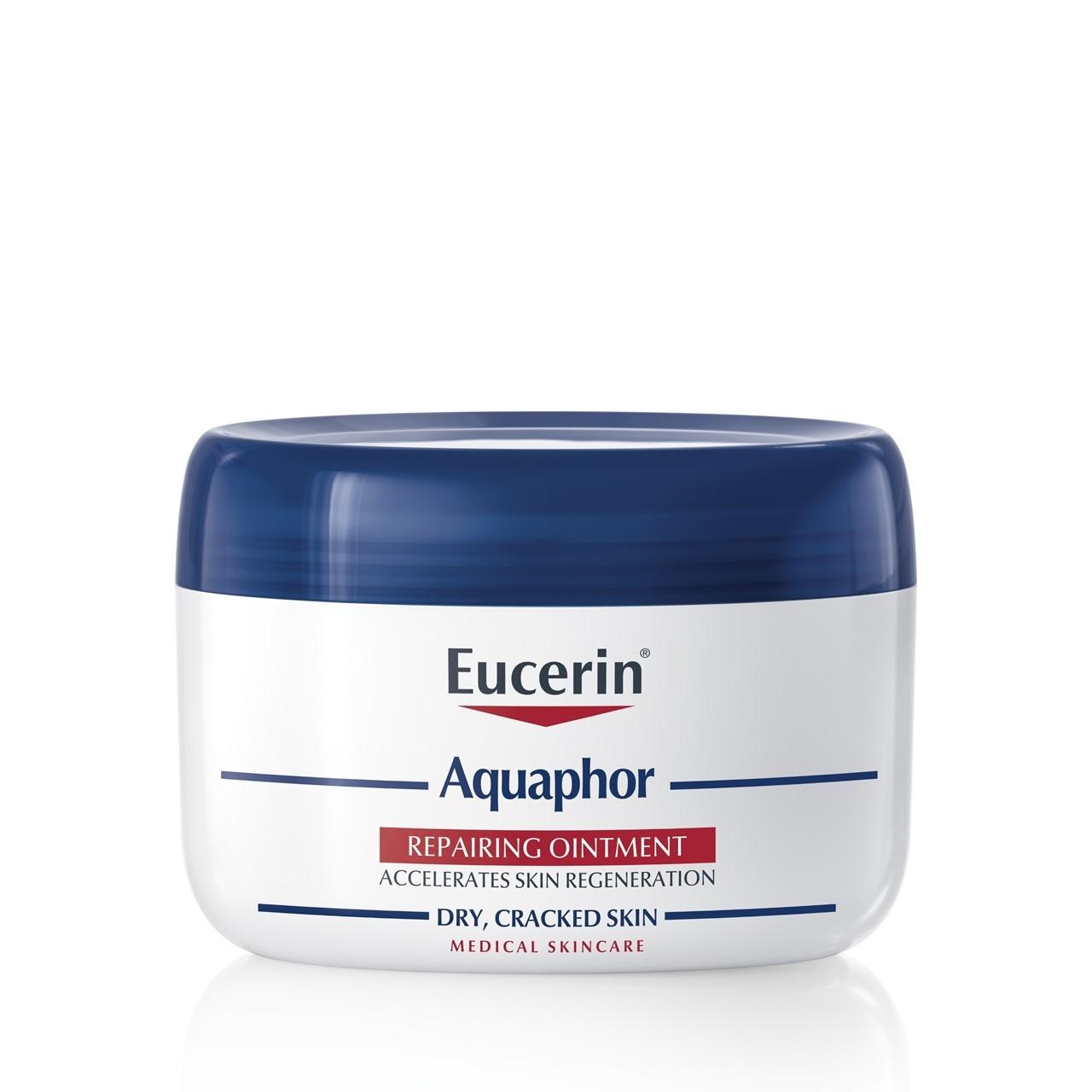 Best Eucerin Products: Eucerin Aquaphor Repairing Ointment 110ml