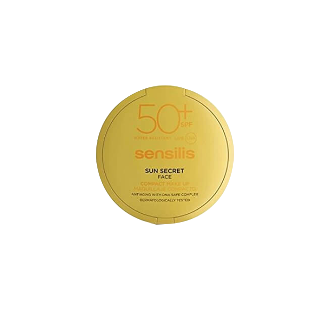 Sensilis Sun Secret Compact Foundation SPF50+ Natural