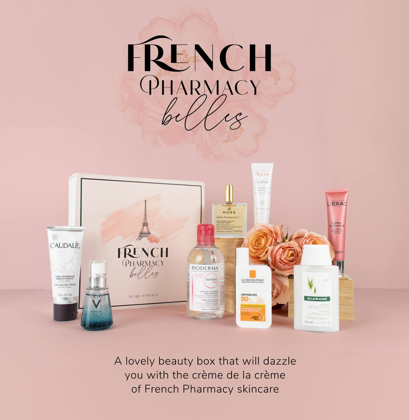French Pharmacy Beauty Box Belles