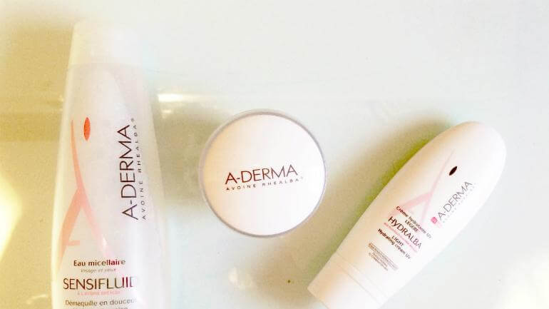 A-Derma Cleansing