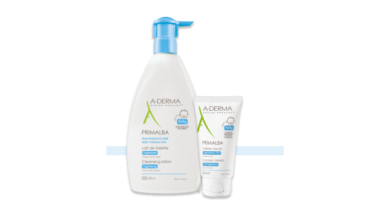 A-Derma Baby Care