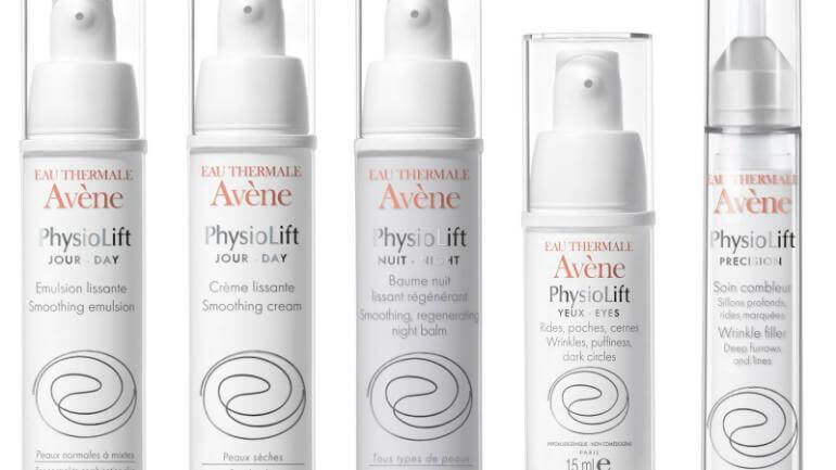 avene physiolift avene