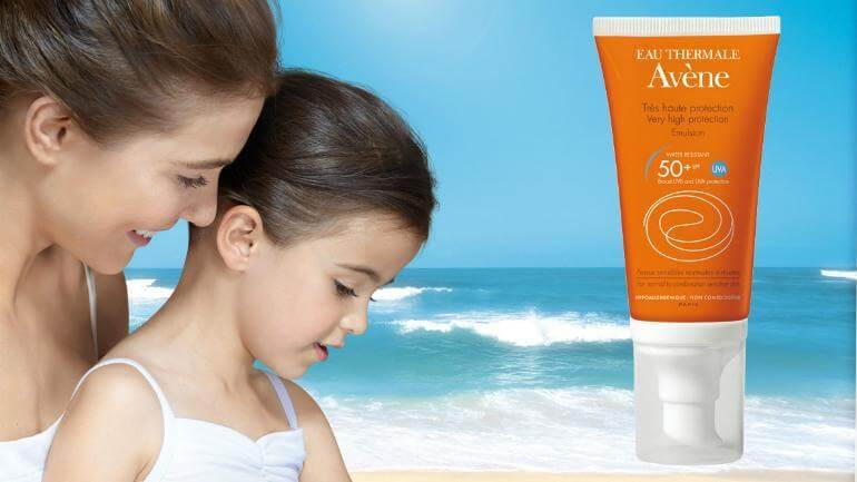 Avène Sunscreen