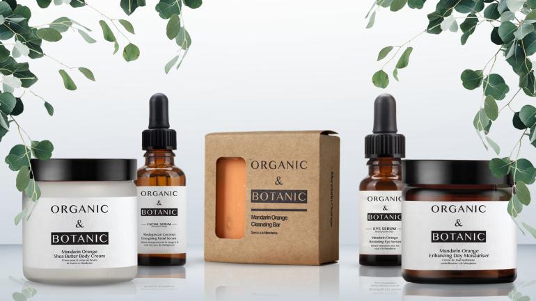 Dr. Botanicals Organic & Botanic