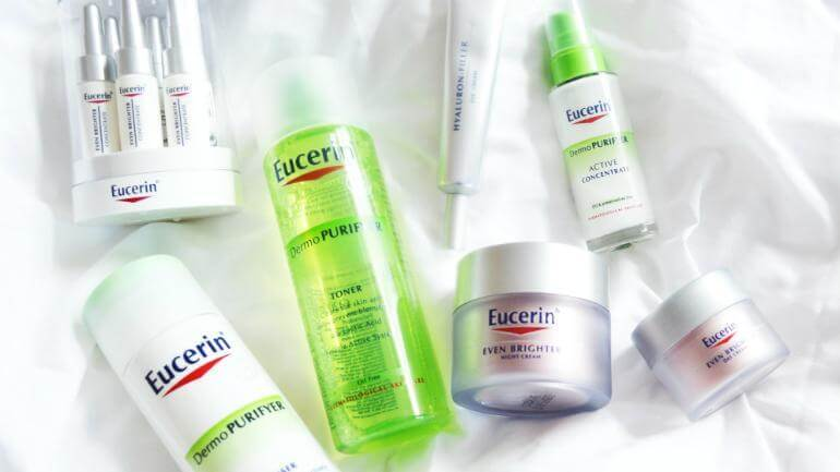 Eucerin Skin Care