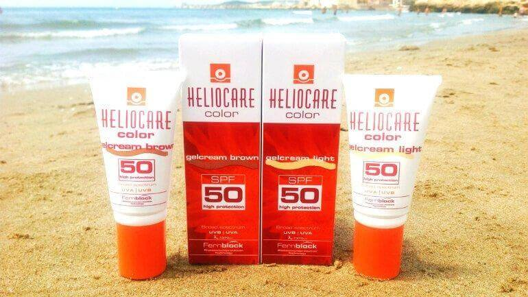 Heliocare Sun Protection - High