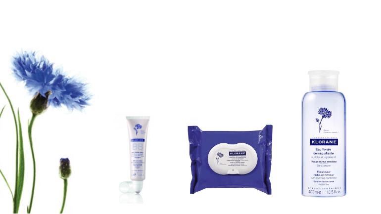 Klorane Face Care