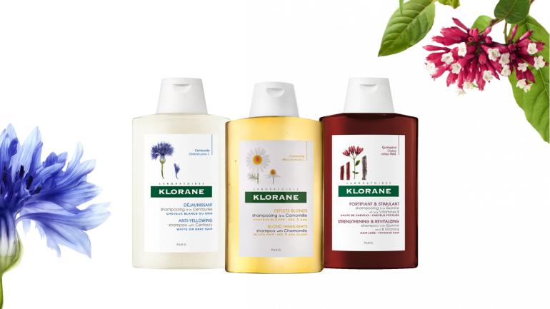 Klorane Hair Care