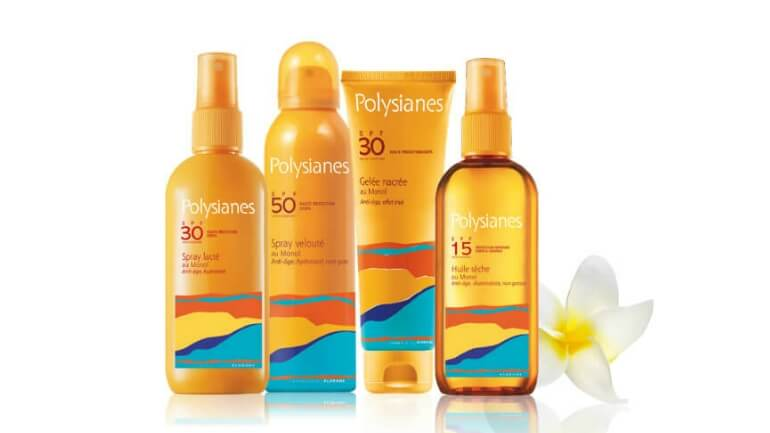 Klorare Polysianes Sunscreen