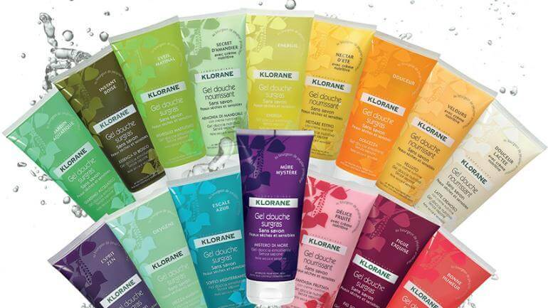 Klorane Skin Care