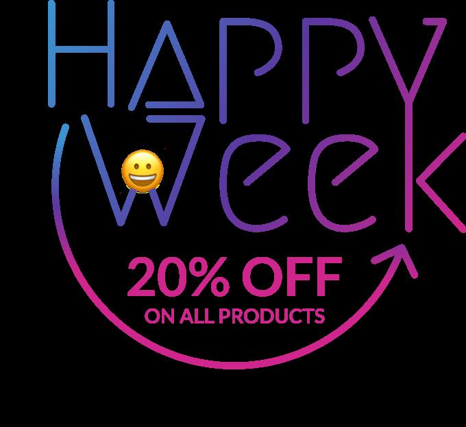 Happy Week Logo