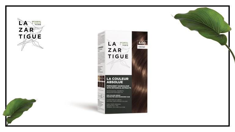 Lazartigue Permanent Haircolor