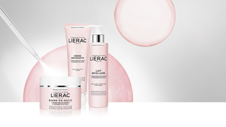 Lierac Double Cleansing