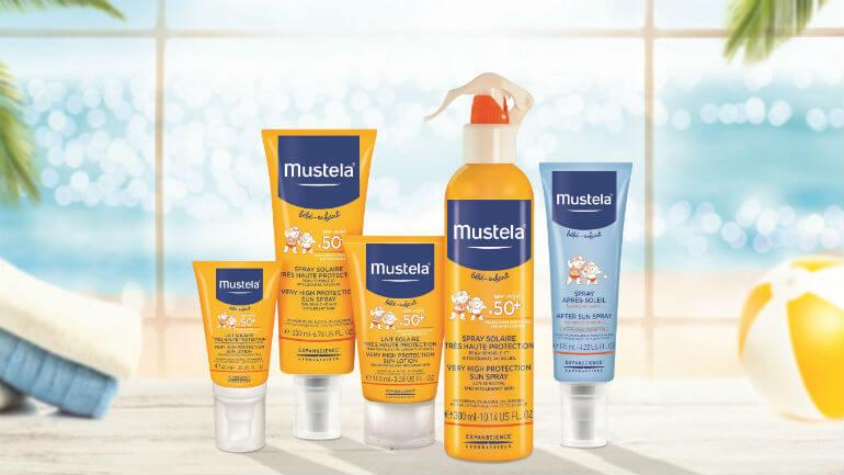 Mustela Sunscreen