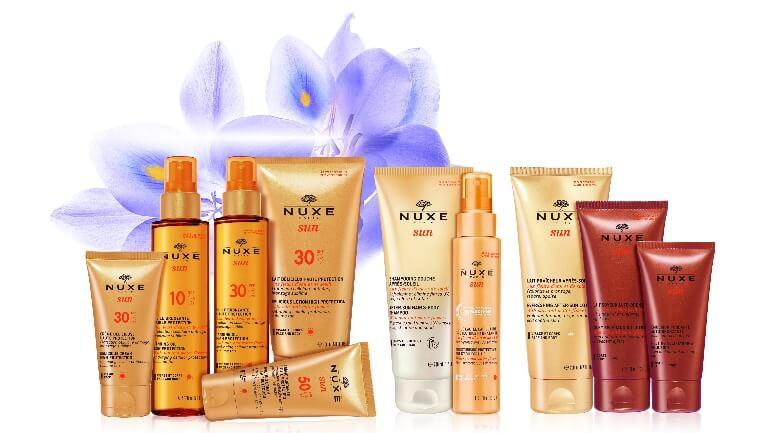 Nuxe Sunscreen
