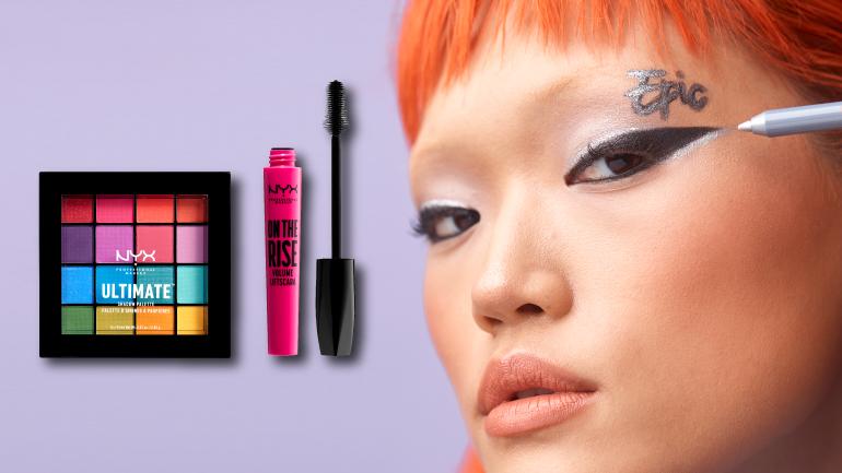 NYX Pro Makeup Olhos