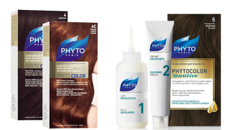 Phyto Hair Color