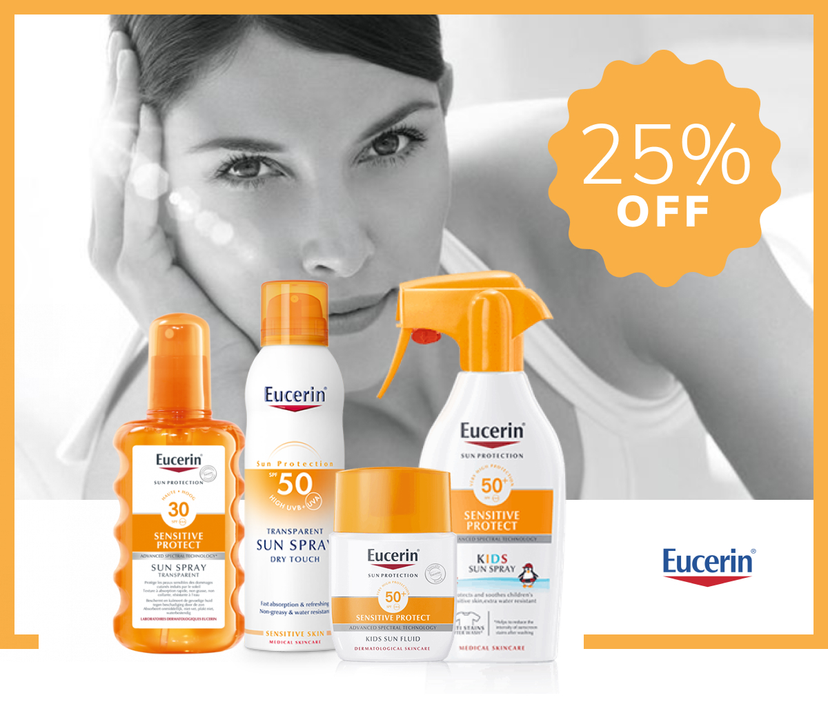 Eucerin Sunscreens