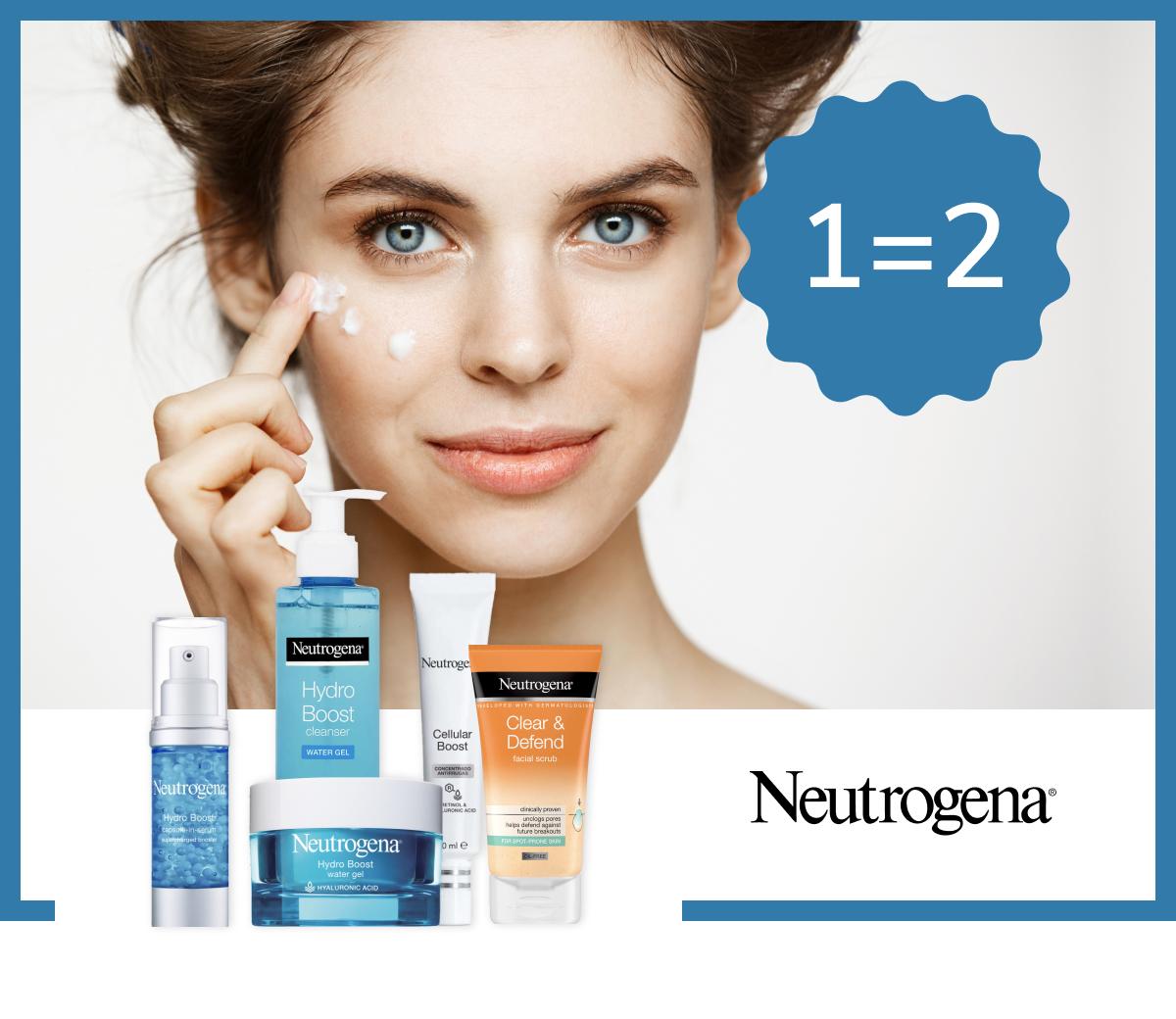Neutrogena - Skincare