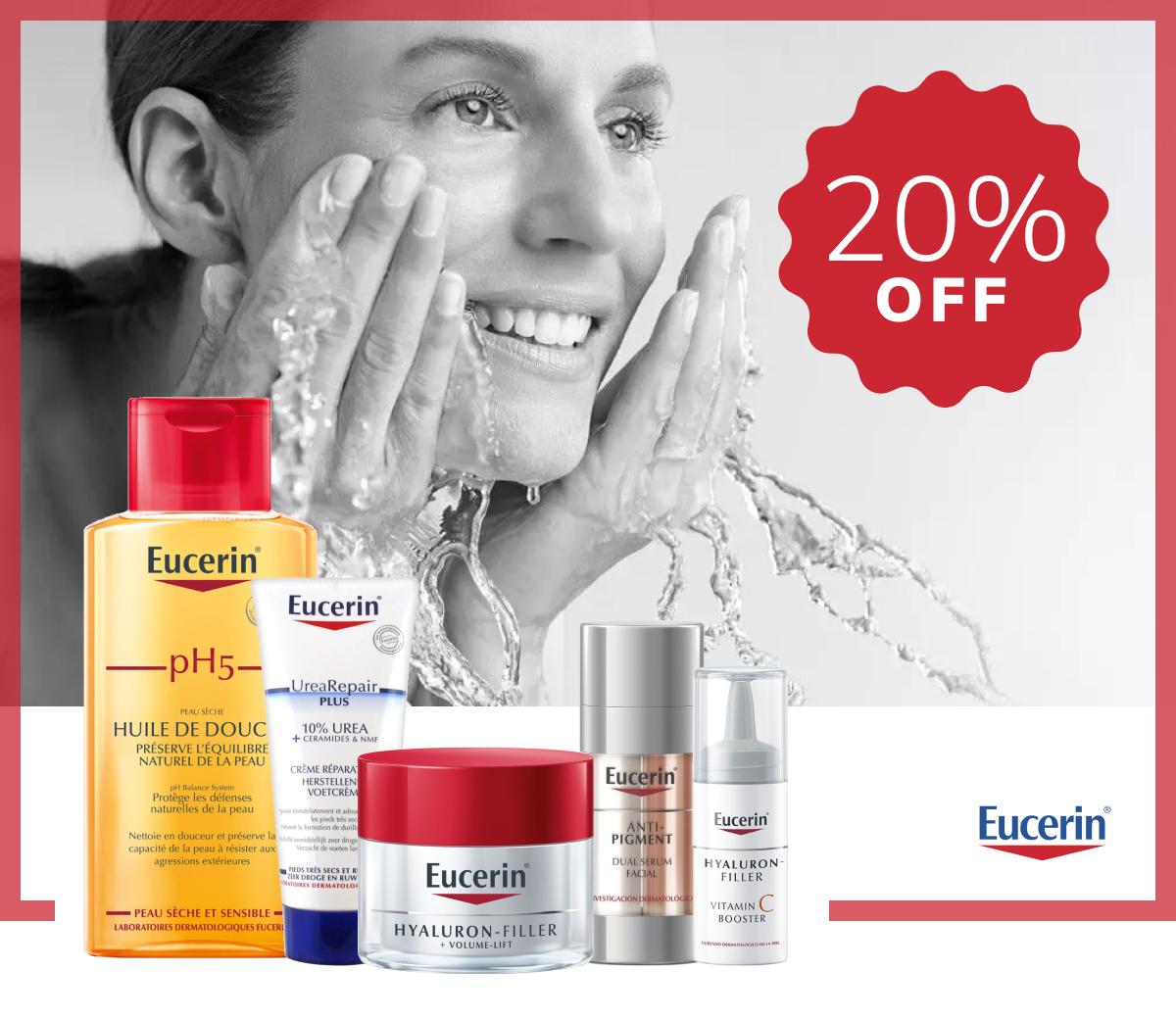Eucerin Facial Care