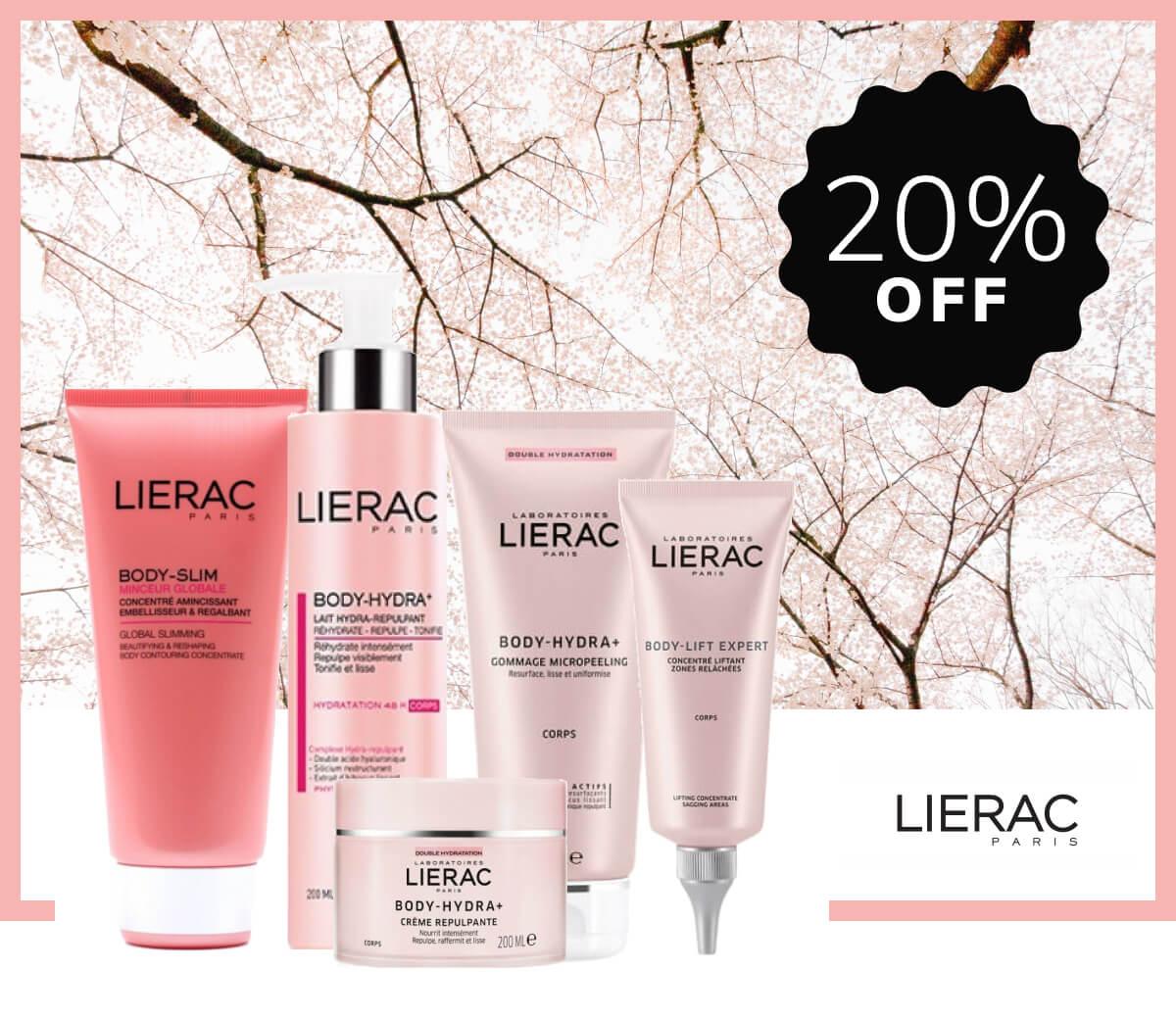 Lierac Body Care
