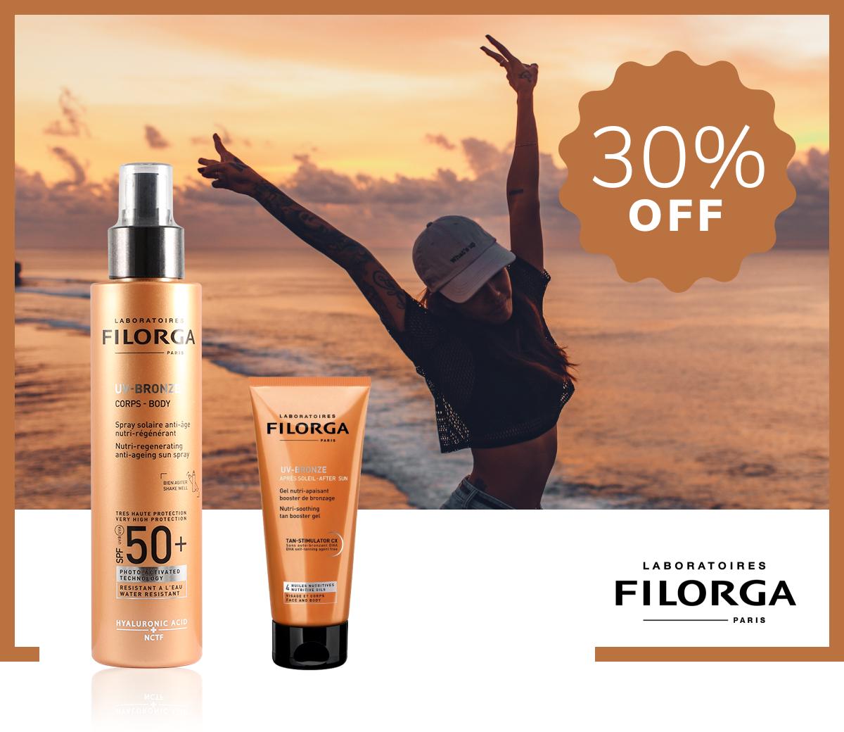 Filorga Sunscreens