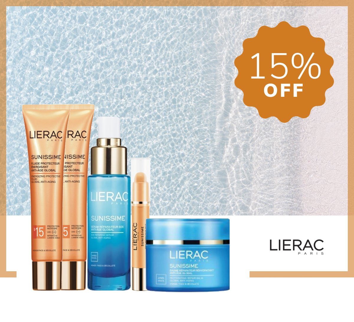Lierac Sunissime Facial Protection