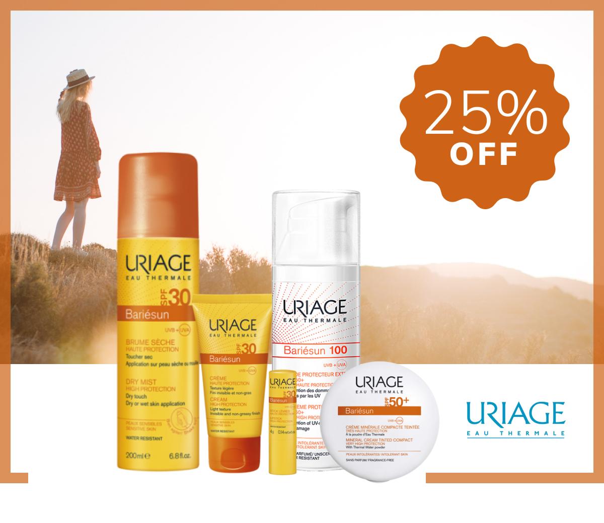 Uriage - Sunscreens