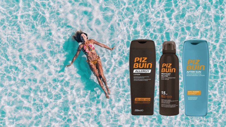 Piz Buin Sunscreen